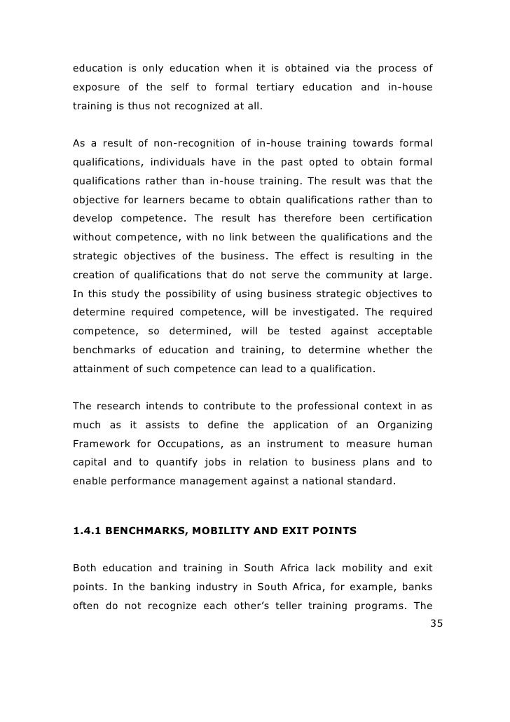 Phd thesis on educational management