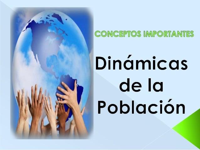  ¿Qué es la Demografía? ¿Para qué es importante estudiar lapoblación mundial? ¿Cuáles son los principales conceptospara...