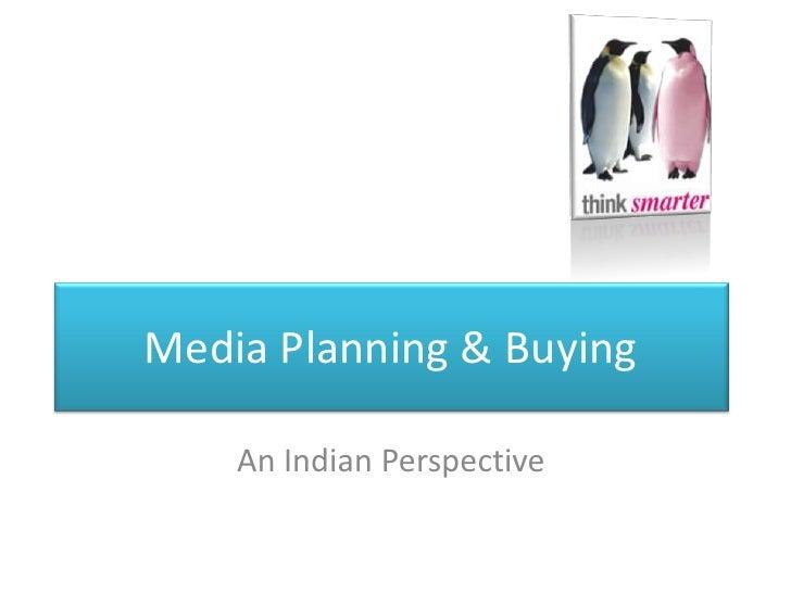 1 media planning