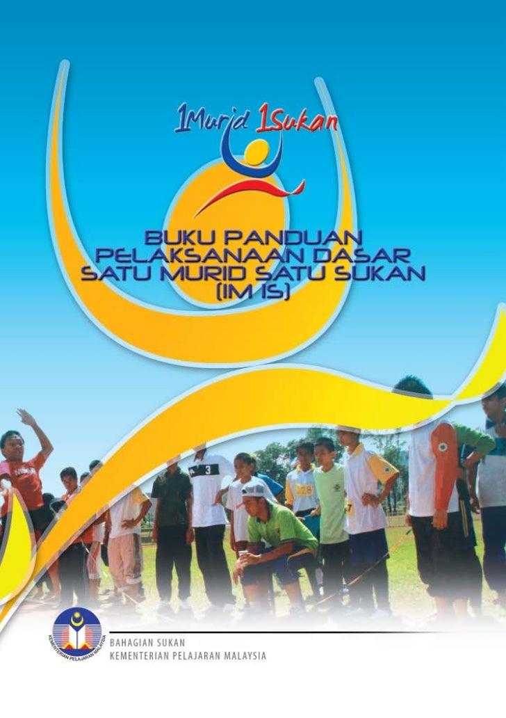© Cetakan Pertama 2011Bahagian SukanKementerian Pelajaran MalaysiaHak cipta terpelihara. Tidak dibenarkan mengeluarkan ata...