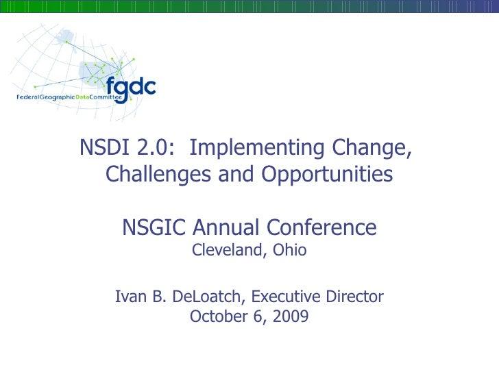 NSDI 2.0