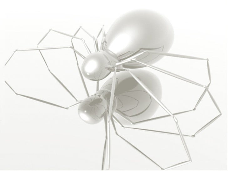1o projeto Spider Project SCPM