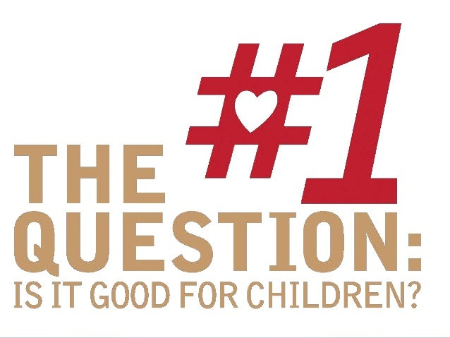 #1 question: Is it good for children? Local stipend recipients webinar
