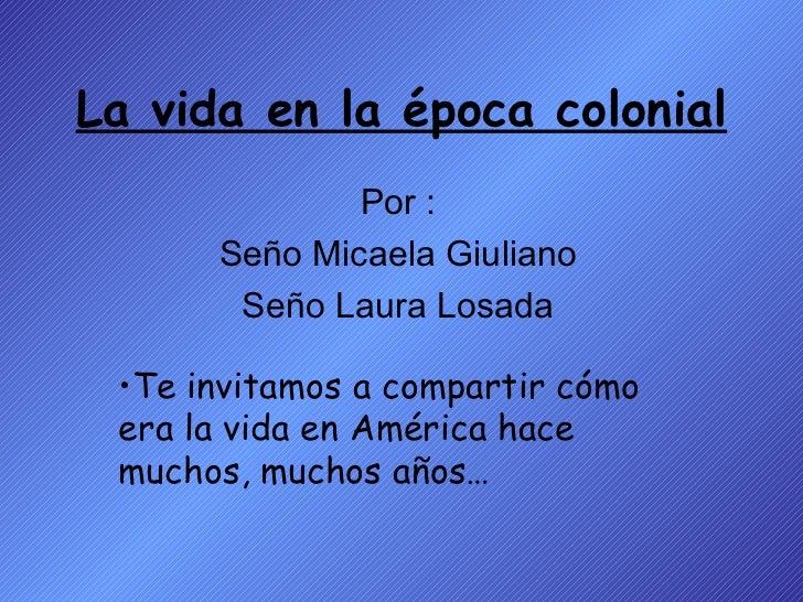 grupo social de la venezuela colonial:
