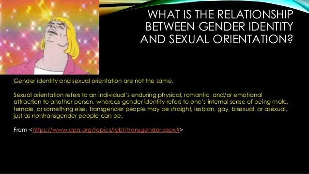 Apa position on sexual orientation