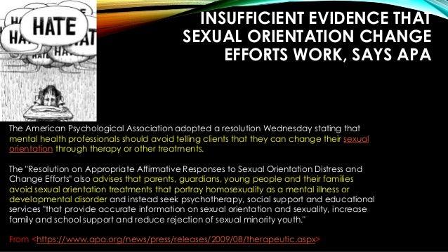 wiki sexual orientation change efforts