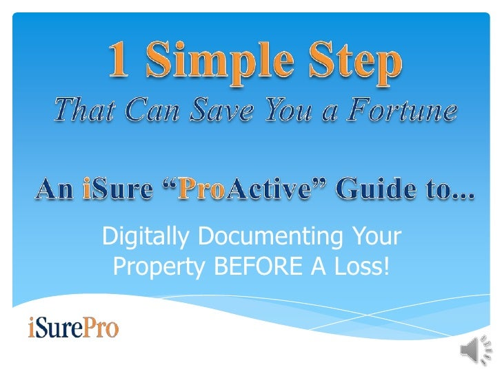 1 Simple Step: That can save you a fortune...