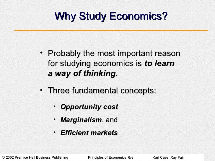 the study of economics is important Explain why the study of economics is important to the american free enterprise system the kgb agent answer: the study of economics deals with the production, distribution, and consumption of goods and services, key components of the free enterprise system.