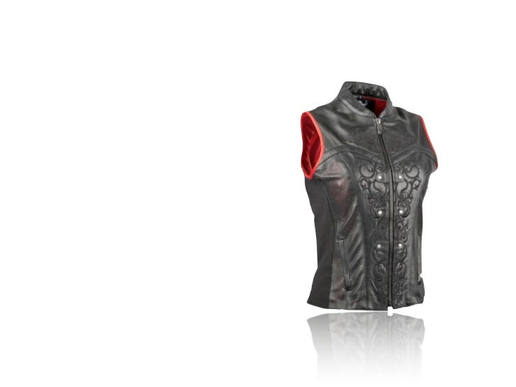 Speed and Strength Moto Lisa Women's Motorcycle Vest