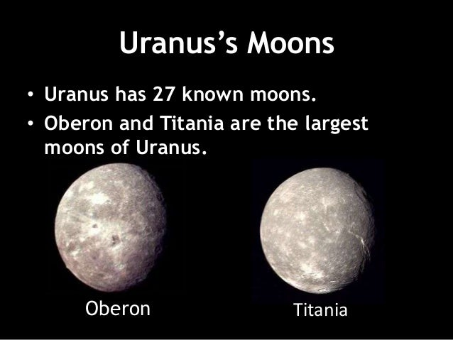 Largest Moon of Uranus (page 3) - Pics about space