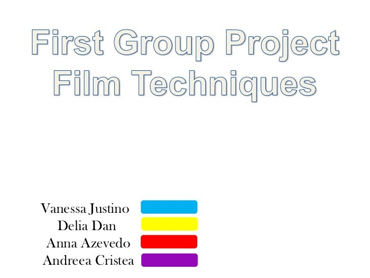 1st  group project final