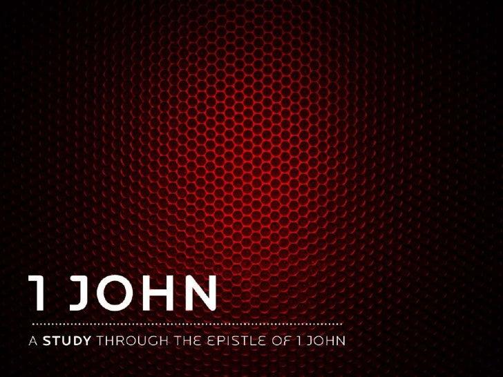 Everlasting Mercy Fellowship<br />1 John<br />