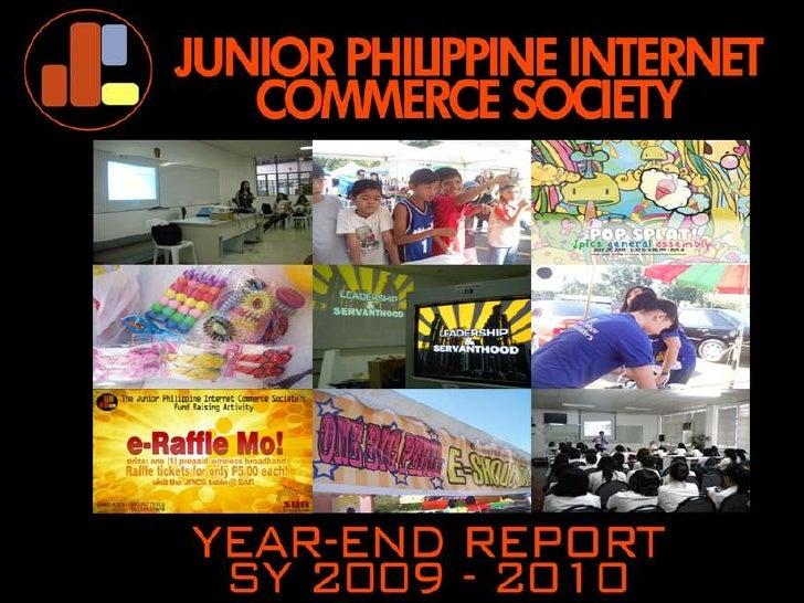 JPICS 09-10 Year-end Report