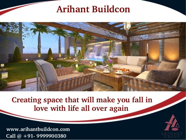 Arihant Arden Residential Projects In Greater Noida West