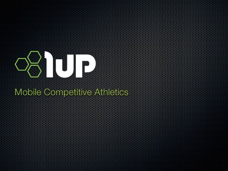 Mobile Competitive Athletics