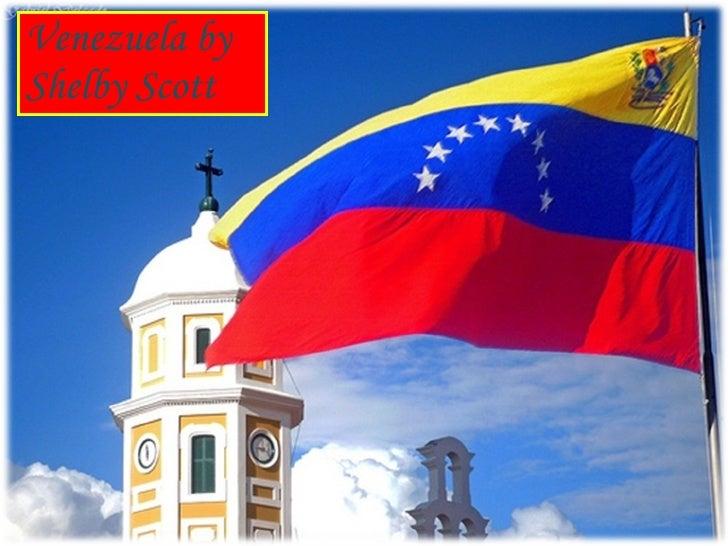 Venezuela by Shelby Scott