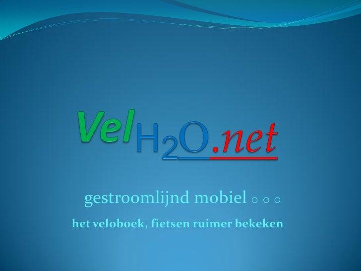 Velh2o.net > velomobielen