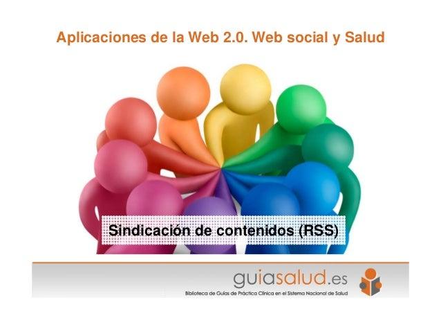 ¿Qué es el RSS / sindicación de contenidos? (actualización 2013)