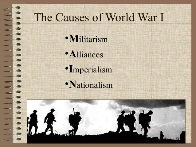 the real cause of world war i The main cause of world war ii was the rise of the nazi party in germany and its subsequent invasion of other countries the causes can be linked back to world war i the main effects of wwii include the cold war, occupation of territories and the widespread destruction in western europe after.