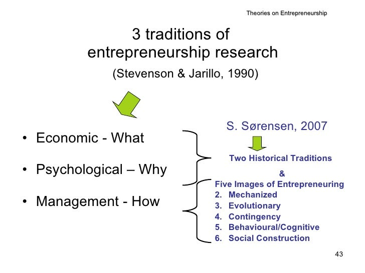 phd thesis on social entrepreneurship