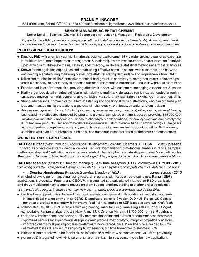 1 z fei portfolio r u0026d short resume cv and short support 2015