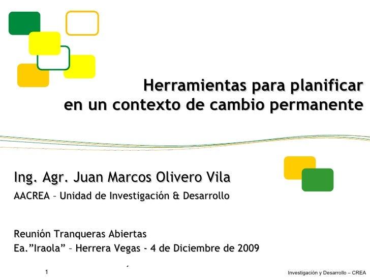 Juan Marcos Olivero