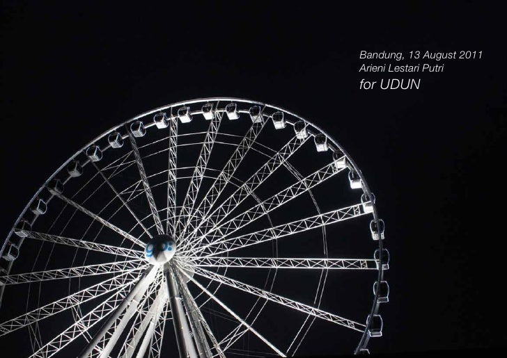 Arieni Putri Lestari - UDUNproject