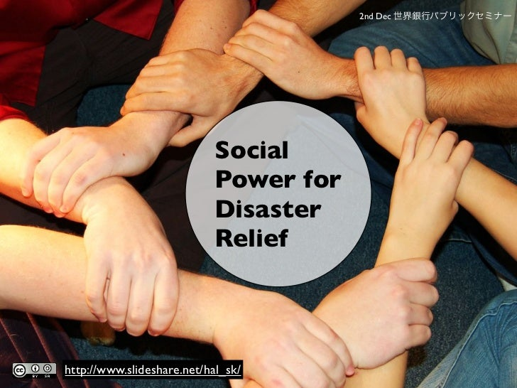 2nd Dec                            Social                            Power for                            Disaster        ...