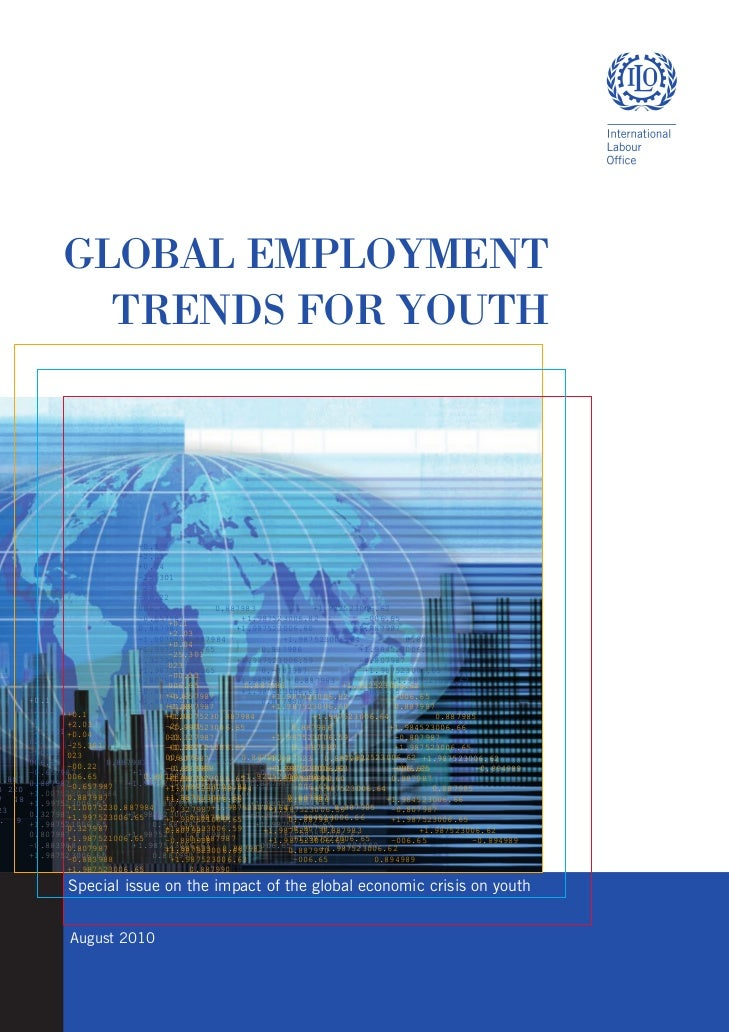 GLOBAL EMPLOYMENT               TRENDS FOR YOUTH                            +0.1                            +2.03         ...