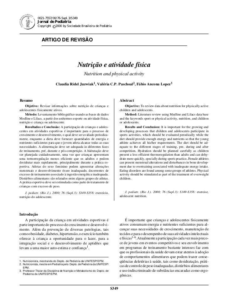 0021-7557/00/76-Supl.3/S349                                                          Jornal de Pediatria - Vol. 76, Supl.3...