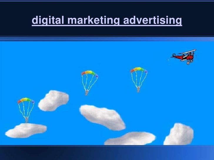 digital marketing advertising