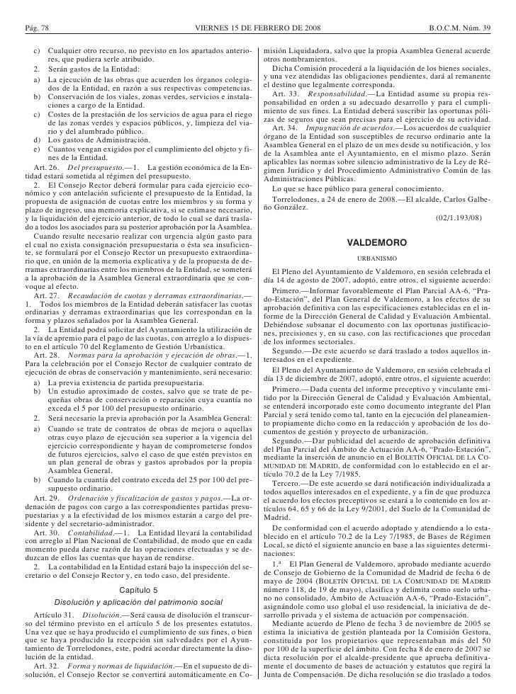 Pág. 78                                              VIERNES 15 DE FEBRERO DE 2008                                        ...