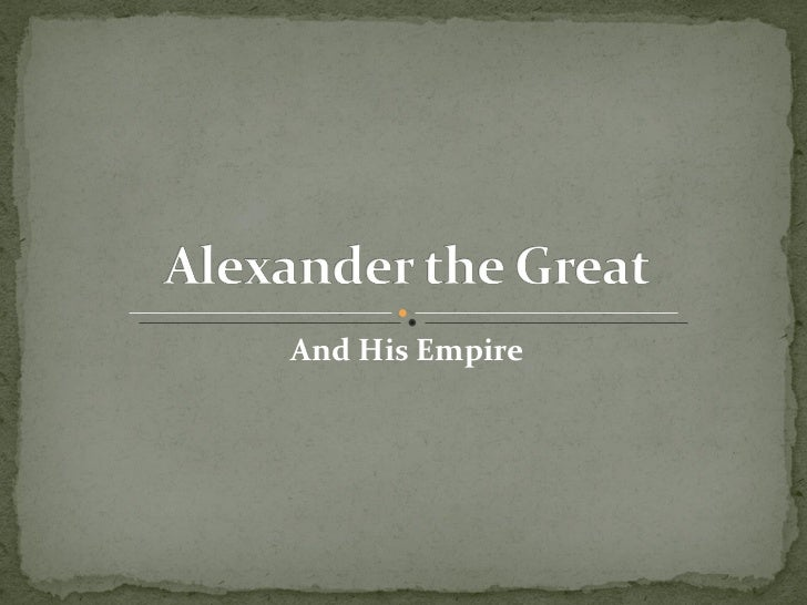 And His Empire
