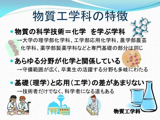 福島高専・物質工学科の紹介[Introduction of  Department of Chemistry and Biochemistry,FNCT]
