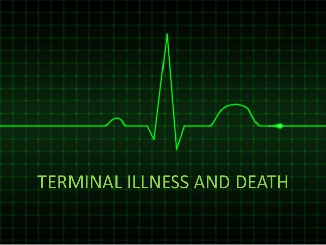 terminal illness Posts about terminal illness written by gratiaetnatura my student often with identify sincerity with truth, especially on matters of morality and/or religion.