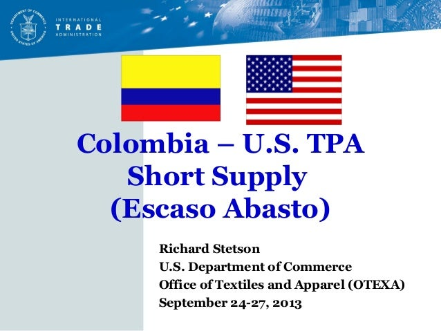 2. lista de escaso abasto o short supply
