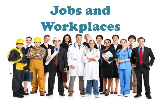 2.2 occupations and workplaces