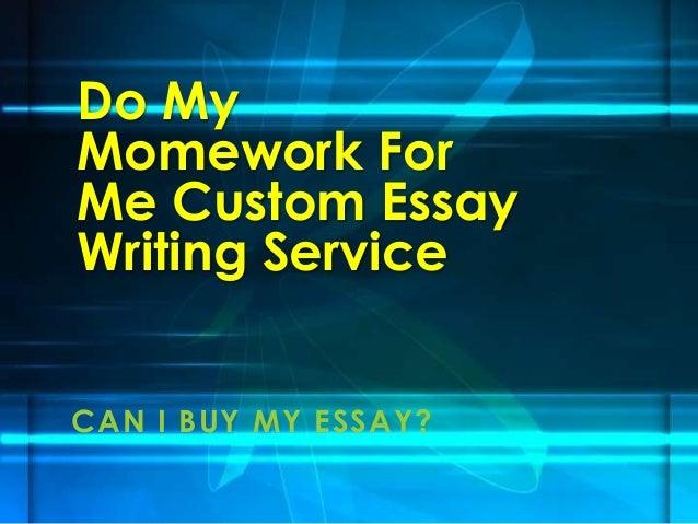 do custom essay writing services work