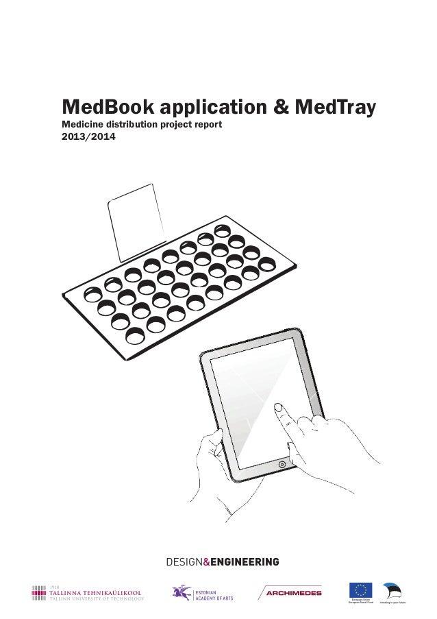 Medbook Application and Medtray