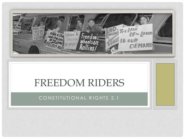 2.1 freedom riders writing assignment