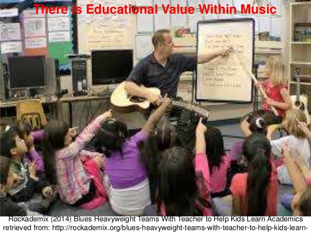 There is Educational Value Within MusicThere is Educational Value Within Music Rockademix (2014) Blues Heavyweight Teams W...