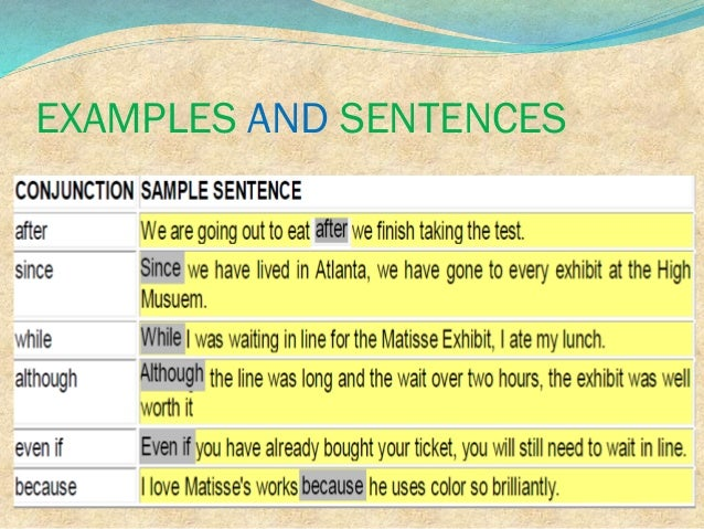 Coordinating Conjunctions Related Keywords & Suggestions ...