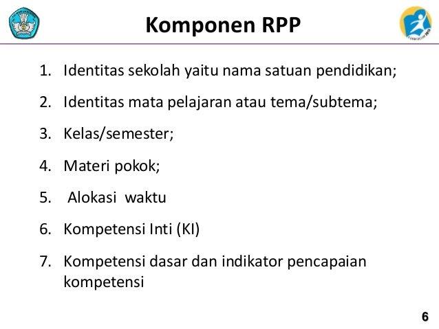 Cara Menyusun Rpp Kur 13