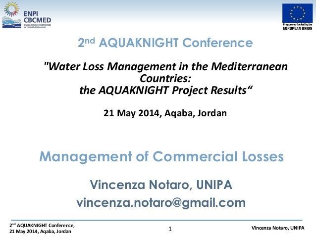 2.2. unipa   vincenza notaro - management of apparent losses