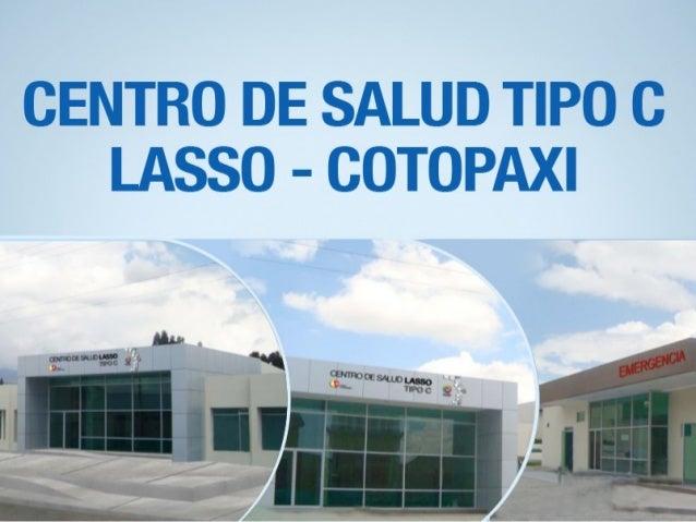 UBICACIÓN EX PANAMERICANA Y CALLE SANTA MARIANITA (BARRIO CENTRO LASSO) ÁREA DE CONSTRUCCIÓN: 2.600 m2 FINALIZACIÓN: DICIE...