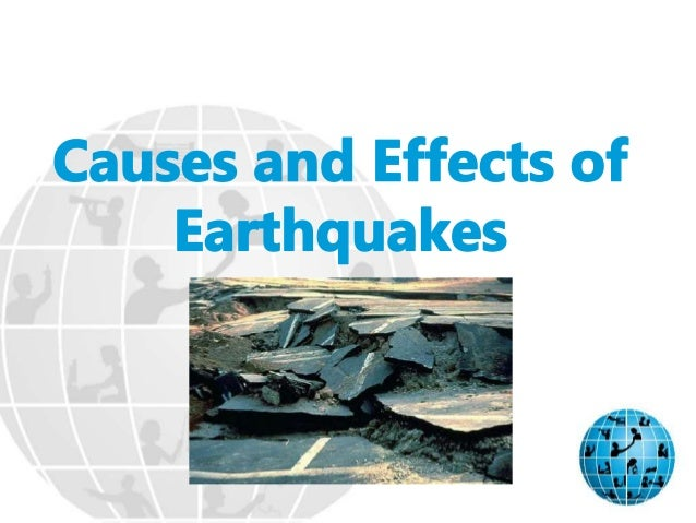 effects of earthquake essays