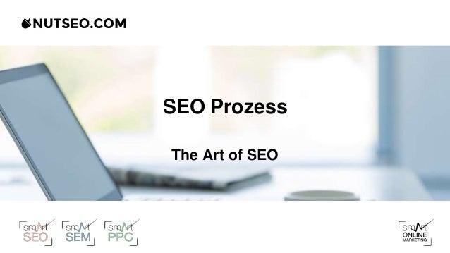 SEO Prozess The Art of SEO