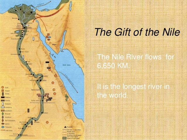 egypt the gift of nile essays The white nile flows from lake victoria in uganda, and through sudan to  khartoum, where it is joined by the blue nile to form the nile, then through egypt.