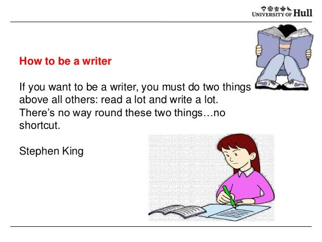 How do you write about being a writer?