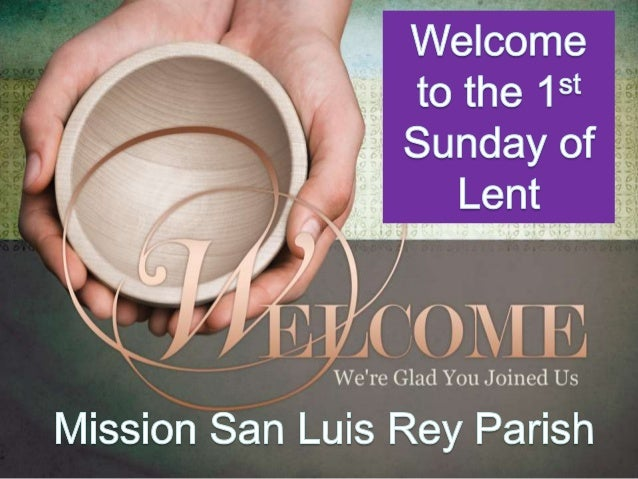 The FaithCommunitiesof San LuisRey                + Catholic +               + Franciscan +              + Multicultural +